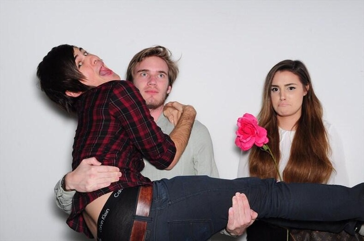 Pewdiepie anthony cutiepiemarzia | youtube | Pinterest ...
