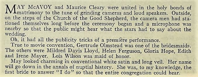 Photoplay - September 1929: Helen Ferguson; Lois Wilson