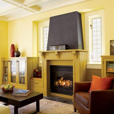 79 best images about craftsman on pinterest paint colors ForCraftsman Gas Fireplace