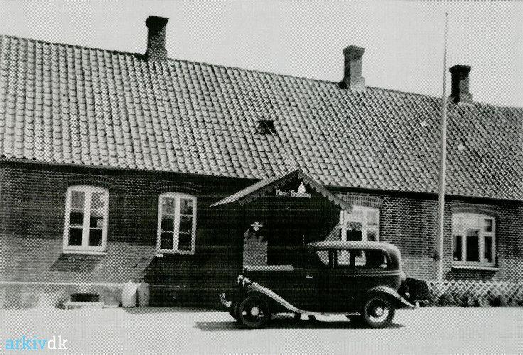 arkiv.dk | Mønsted Brugsforening, ca. 1939