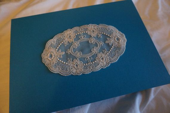 Flower pattern lace motif. Great embroidered lace to decorate the house with. This is like the cherry on top of the cake (a fantastic decorative touch to make any sewing project perfect! :) This lace motif is made in South Korea.