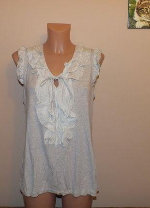 Kup mój przedmiot na #vintedpl http://www.vinted.pl/damska-odziez/bluzki-bez-rekawow/11947398-bezowa-bluzeczka-per-una-16-44-xxl