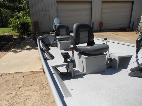 2009 Alweld Flat / Jon Boat For Sale in Louisiana - Louisiana Sportsman Classifieds, LA