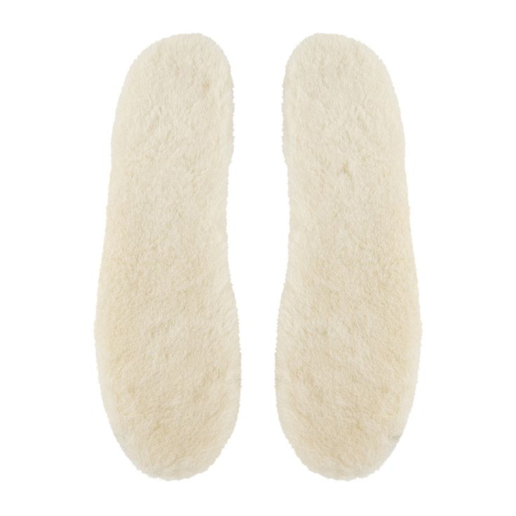 Step into any shoe and experience the UGG® feel with these women's Sheepskin Insoles from UGG®. Made from plush sheepskin and dual-density foam, these insoles deliver cushioning where you want it