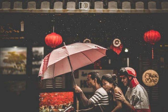 Những thành phố hấp dẫn du khách khi mùa mưa về