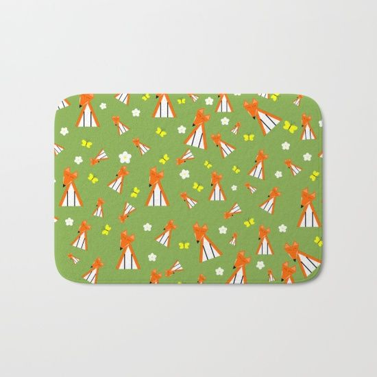 Bathgate with foxes pattern. For kids