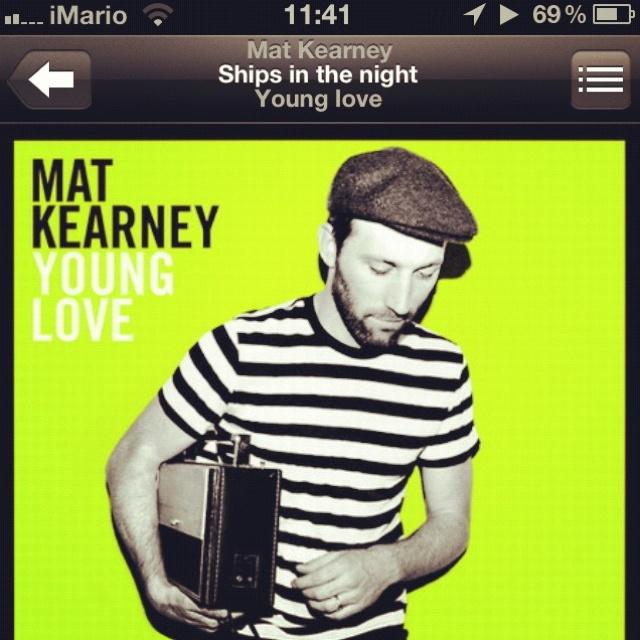 Mat Kearney - Ships in the night