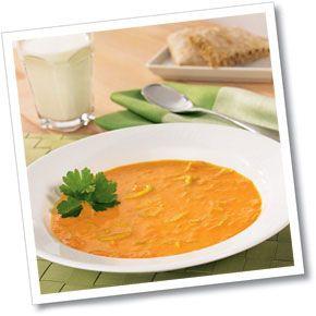 Här kommer ett recept på en riktigt god soppa som gillas av både gammal och ung. Vi lagar den ganska...