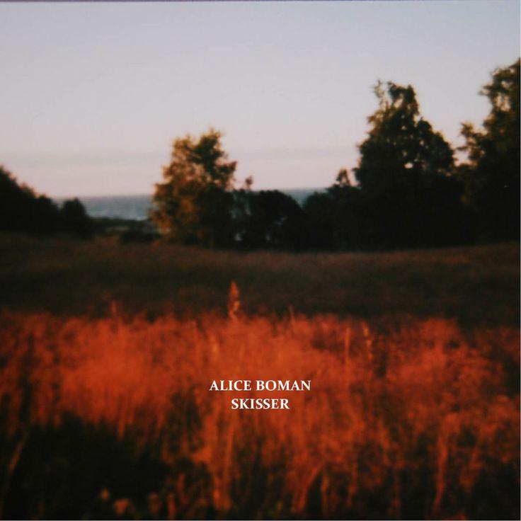 Alice Boman - Skisser (Vinyl)
