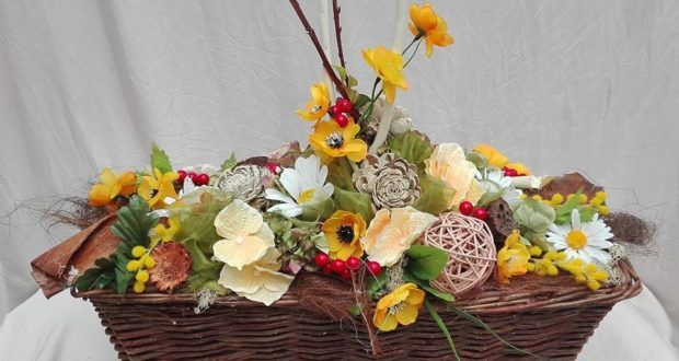 Jak vypadá jaro v květinářství a příprava na Velikonoce? Odpovídá p. Silvie Petrášová | Elegantní bydlení