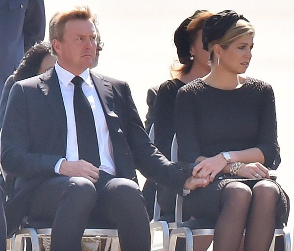 Las lágrimas de Máxima de Holanda en Eindhoven #realeza #royalty