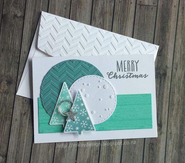#MM181 CHRISTMAS CARD CHALLENGE