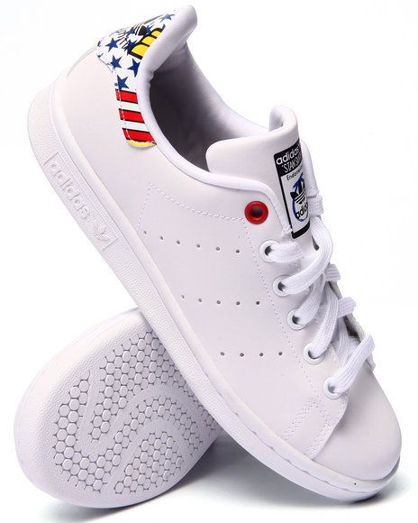 best service d5cdc f45e4 These are the Rita Ora x Adidas Originals Stan Smith sneaker collab!    Women s Footwear   Pinterest   Sneakers, Adidas sneakers and Stan smith  sneakers