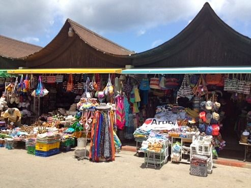 Wharfside Flea Market