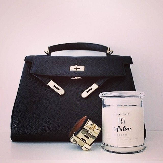 The SCollection Soy Candles Range Image from The Overdressed Vougette