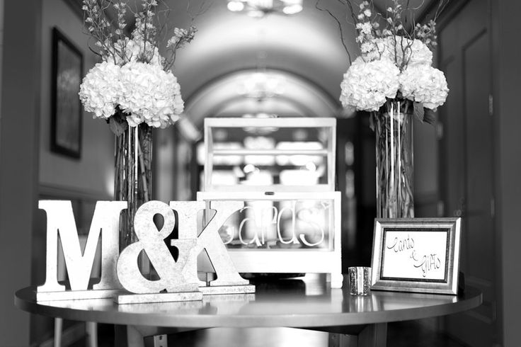 Welcome/Card Table | An Elegant Burgundy Wedding at Noah's Event Venue in New Albany, Ohio | Marissa Eileen Photography | Columbus, Ohio Portrait + Wedding Photographer | www.marissae.com