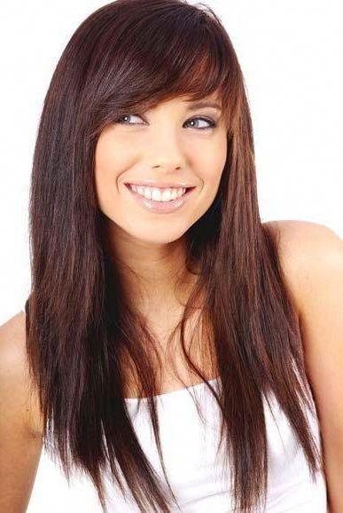 Amazing Long Hairstyles Longhairstyleswithbangs Hair Styles In