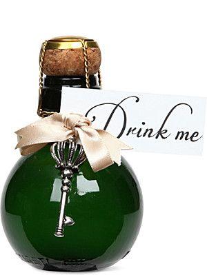 THE BUBBLE The Bubble world's smallest bottle of sparkling wine 125ml