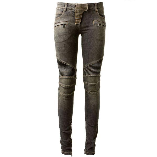 die besten 25 biker jeans ideen auf pinterest damen. Black Bedroom Furniture Sets. Home Design Ideas