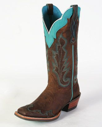 "Ariat® Ladies' ""Caballera"" Boots :: Western :: Pull-ons :: Ladies' :: Cowboy Boots :: Fort Western Online"
