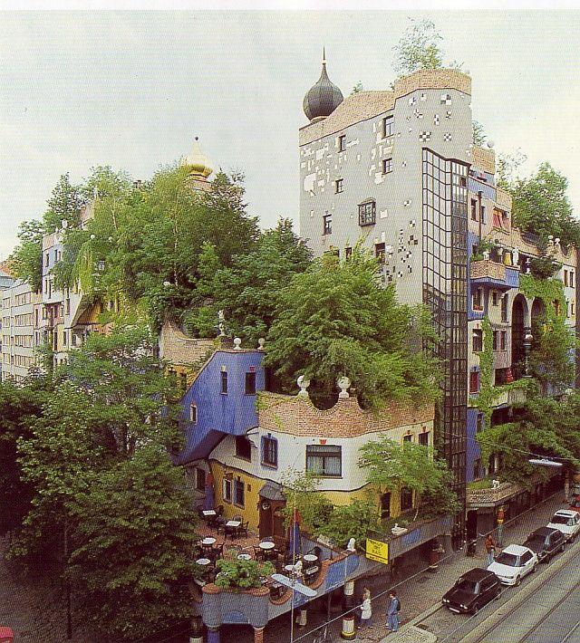 Inner-city garden fantasy.
