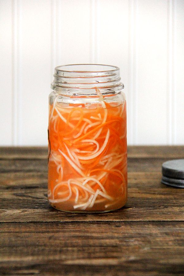 ideas about Vietnamese Pickled Vegetables
