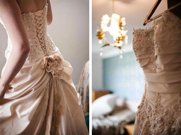 Informal Beach Wedding Dresses In Newport Beach