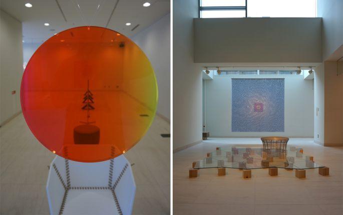 Cutting Edge Exposición 2015 Stone Designs. Cinco prestigiosos diseñadores y arquitectos  japoneses han creado cinco distintos espacios utilizando las piezas más destacadas del diseño español.