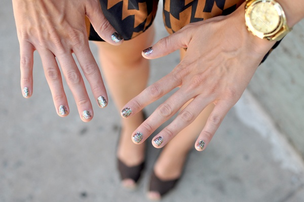 glittery!: Ze Nails, Cities, Ze Watches, Sparkle Nails, Glitter Nails, Nails Polish