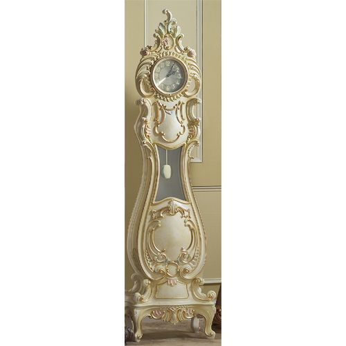 this is heaven. i love victorian grandfather clocks.