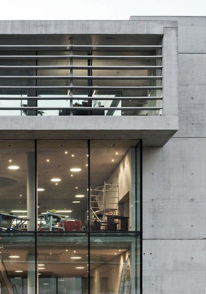 The Blaas General Partnership Facade Architecture Design