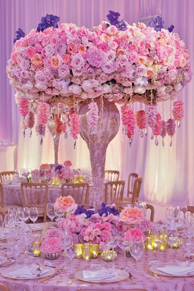 Stunning wedding centerpieces th edition preston