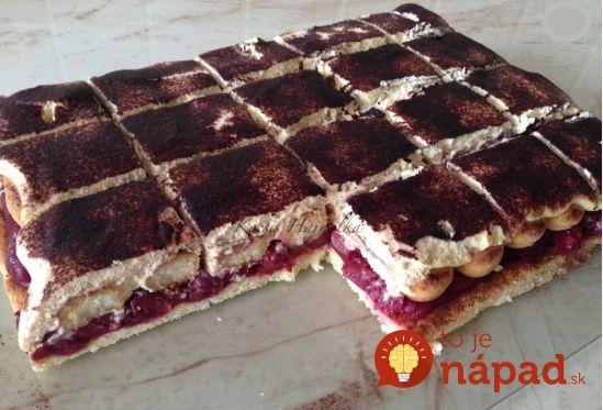 Úžasný dezert, ktorý chutí tak fantasticky, že určite sa na plechu neohreje viac, ako pár minút. Skúste ho ponúknuť hosťom a sledujte reakciu, keď ho ochutnajú. To je tá najkrajšia odmena pre každého hostiteľa!