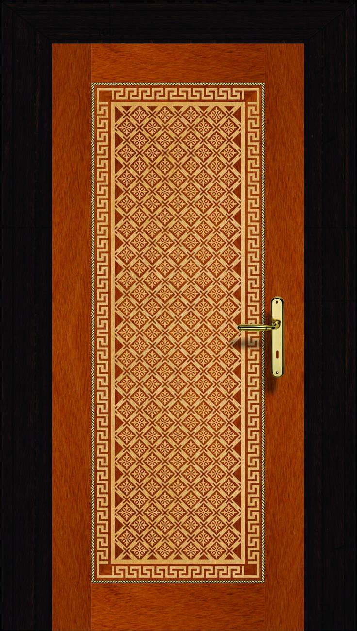 Exterior: NI-018 Veneer Designed Doors Our Website Www.niduae.com 3D