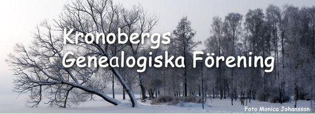 Kronobergs Genealogiska Förening
