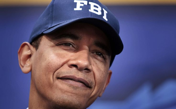 FBI Inadvertently Classifies President Obama As a Domestic Terrorist  - That was NO Accident!  LOL