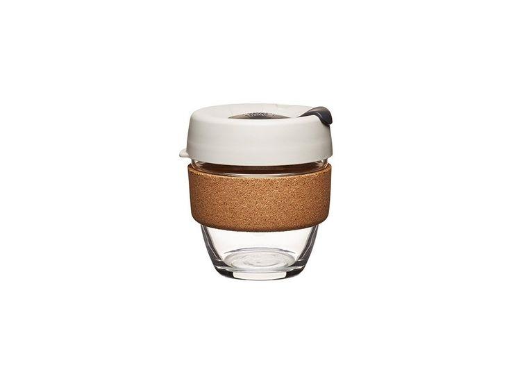 KeepCup Brew Cork Filter. Chceš zachránit planetu? Používání designového hrnku KeepCup je skvělý začátek!