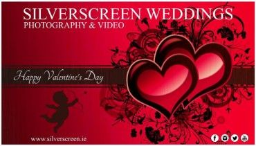 Silverscreen Weddings #Photography & #Video #Dublin #Spain #CostaDelSol Happy Valentines Day