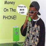 Money on Tha Phone album cover