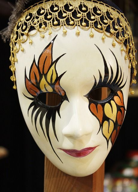 Harlequin Faces | Mask, Decoration, Face, The Faces Of, Harlequin, People