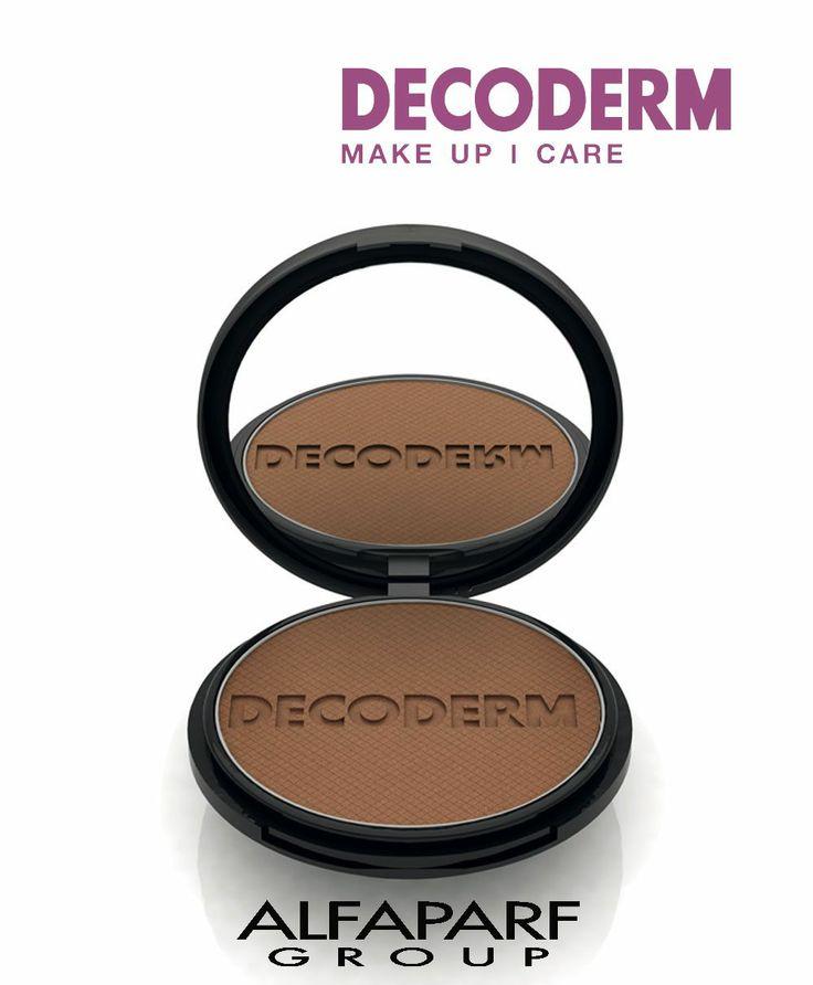 Decoderm Make Up Care HYDRA BRONZE POWDER Polvos bronceadores compactos, con una textura ultrasensorial que envuelve la piel, aporta un tono dorado y destaca la luminosidad de las pieles bronceadas.