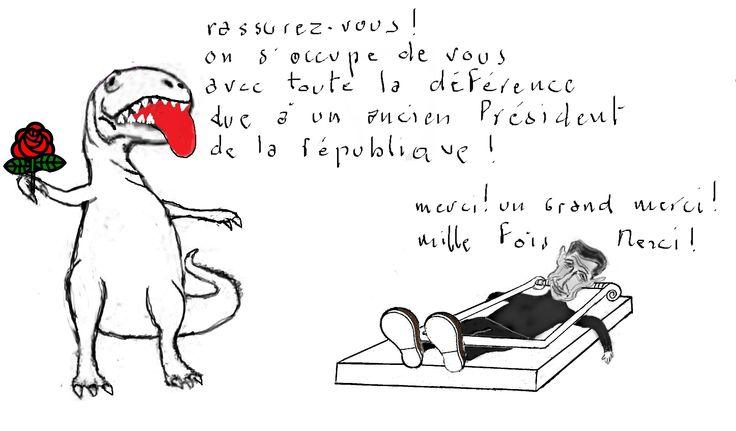 Nicholas Sarkozy le coupable préféré de nos juges