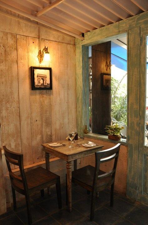 Chez Moi cafe,Bandra, Mumbai
