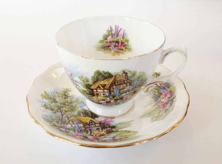 59 Best Royal Staffordshire Images On Pinterest Dishes