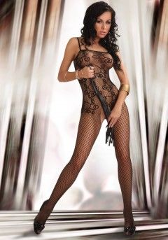 Bodystocking Orrienne black