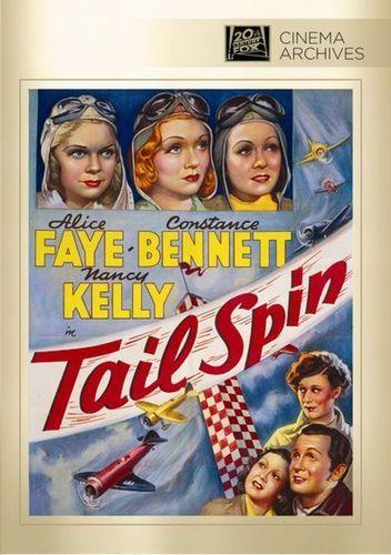 Tail Spin [DVD] [1939]