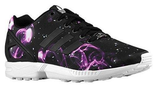 """Womens Adidas ZX Flux """"Galaxy"""""""