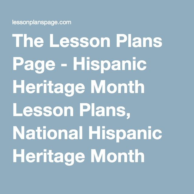 92 best Hispanic Heritage Month Activities images on Pinterest ...