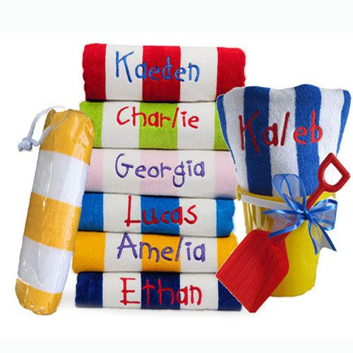 Kids Beach Towel, Bucket and Spade #baby-bath-towels #baby-beach-robe #beach-towel-bucket-spade #beach-towels #christmas-gift-for-kids #kids-beach-towels #kids-christmas-gift #kids-xmas-gift #personalised-baby-gift #personalised-baby-towels #personalised-beach-towels