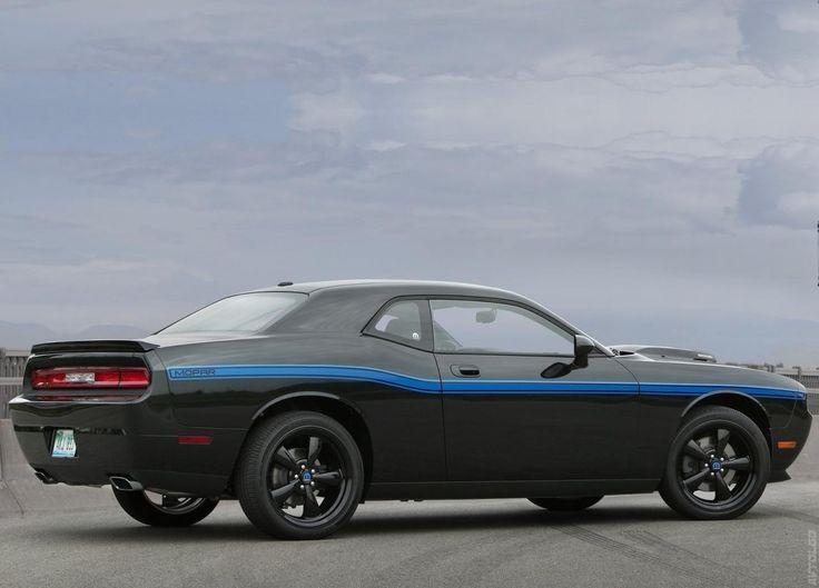 2010 Dodge Challenger Mopar